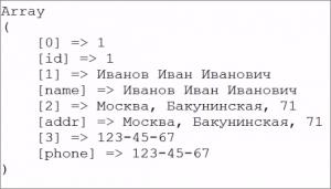 функция php print_