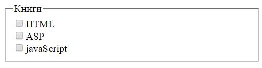 группировка элементов html